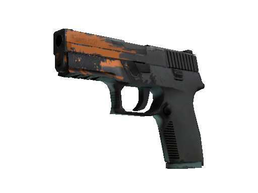 P250 (StatTrak™) | Splash (Einsatzerprobt)