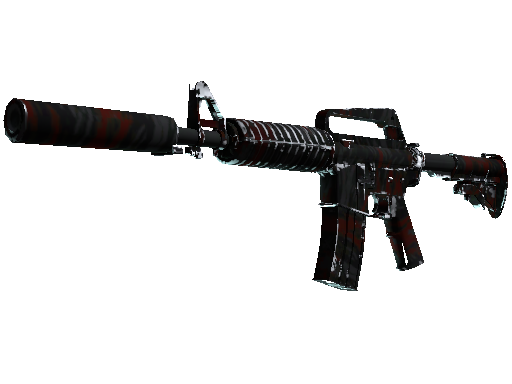 M4A1-S (StatTrak™) | Blood Tiger (Einsatzerprobt)