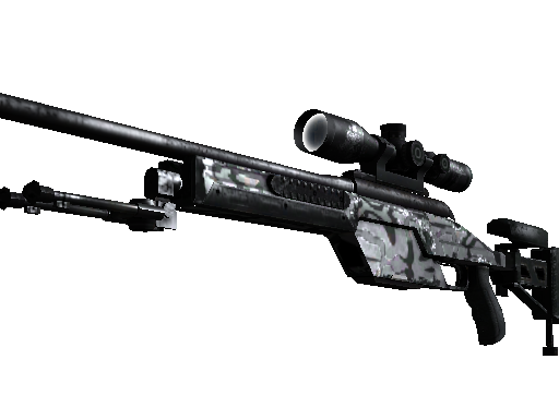 SSG 08 (StatTrak™) | Dark Water (Einsatzerprobt)