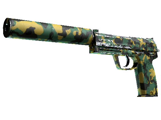 USP-S | Overgrowth (Einsatzerprobt)