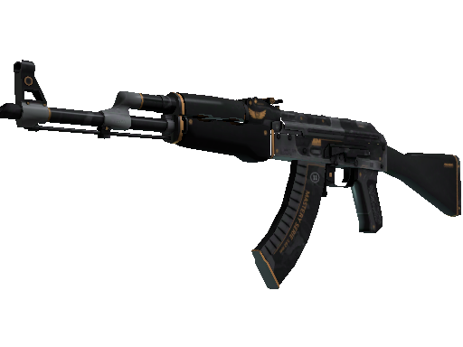AK-47 (StatTrak™) | Elite Build (Minimale Gebrauchsspuren)