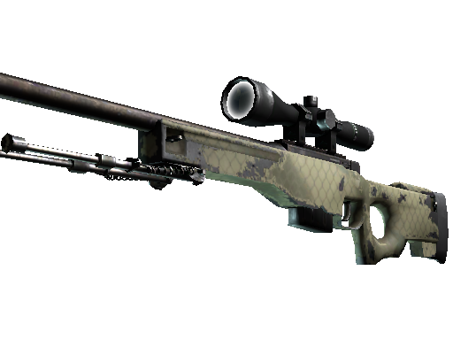 AWP | Safari Mesh (Einsatzerprobt)
