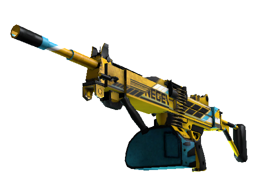 Negev (StatTrak™) | Power Loader (Einsatzerprobt)
