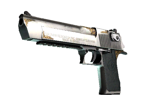 Desert Eagle (StatTrak™) | Heirloom (Minimale Gebrauchsspuren)