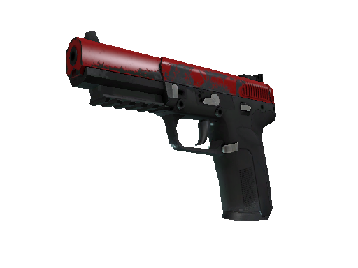 Five-SeveN | Candy Apple (Einsatzerprobt)
