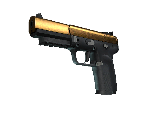 Five-SeveN (StatTrak™) | Copper Galaxy (Minimale Gebrauchsspuren)