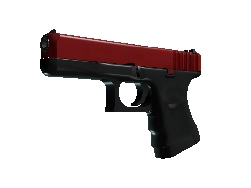 Glock-18 (Souvenir) | Candy Apple (Fabrikneu)