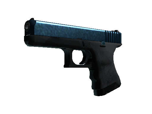 Glock-18 | Twilight Galaxy (Fabrikneu)
