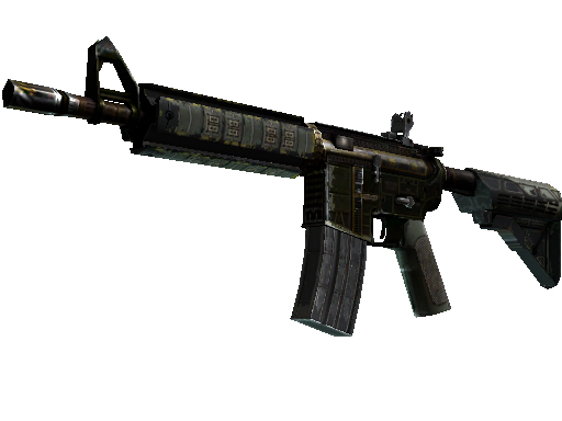 M4A4 | The Battlestar (Kampfspuren)