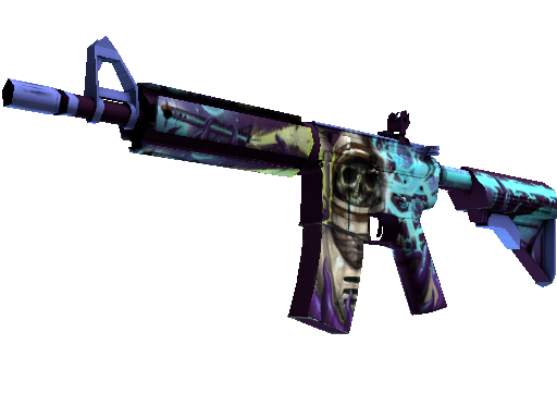 M4A4 (StatTrak™) | Desolate Space (Einsatzerprobt)
