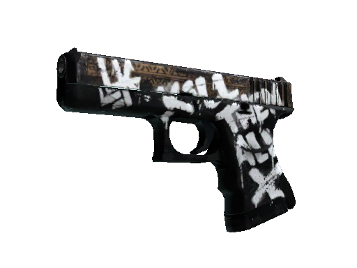 Glock-18 | Wasteland Rebel (Einsatzerprobt)