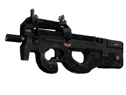 P90 (StatTrak™) | Elite Build (Einsatzerprobt)