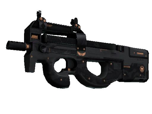 P90 (StatTrak™) | Elite Build (Minimale Gebrauchsspuren)