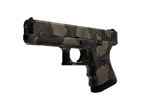 Glock-18 | Death Rattle (Einsatzerprobt)