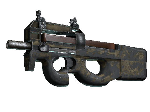 P90 | Sand Spray (Kampfspuren)