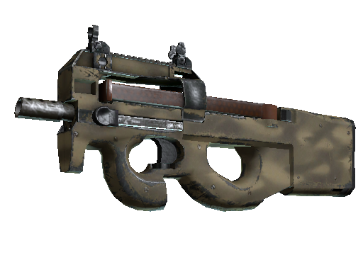 P90 (Souvenir) | Sand Spray (Einsatzerprobt)