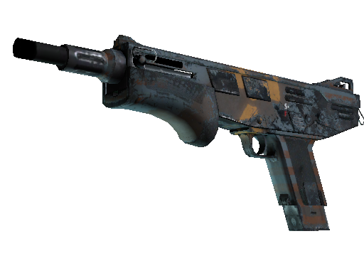 MAG-7 | Irradiated Alert (Einsatzerprobt)