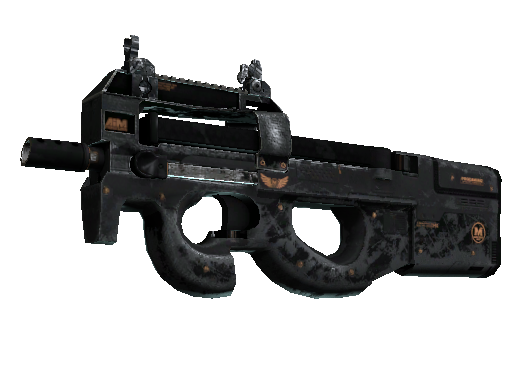 P90 (StatTrak™) | Elite Build (Kampfspuren)