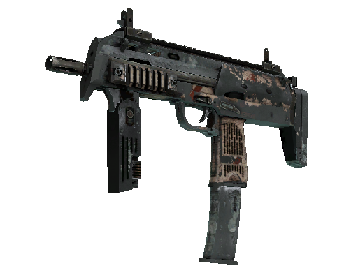 MP7 | Special Delivery (Kampfspuren)
