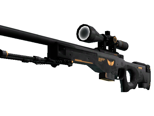 AWP (StatTrak™) | Elite Build (Minimale Gebrauchsspuren)