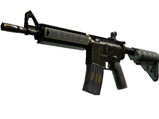 M4A4 (StatTrak™) | The Battlestar (Einsatzerprobt)