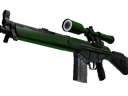 G3SG1 | Green Apple (Einsatzerprobt)