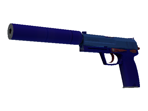 USP-S | Royal Blue (Fabrikneu)
