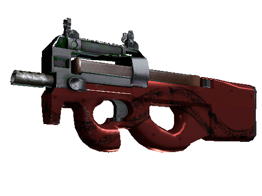 P90 | Cold Blooded (Fabrikneu)