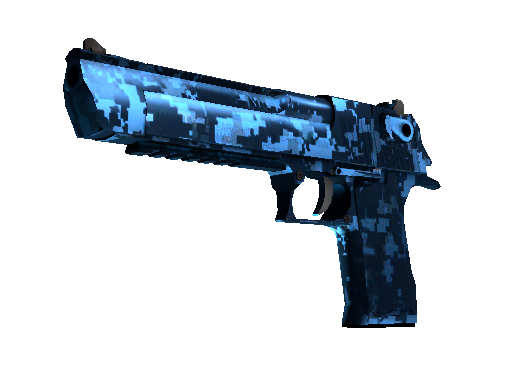 Desert Eagle (StatTrak™) | Cobalt Disruption (Fabrikneu)