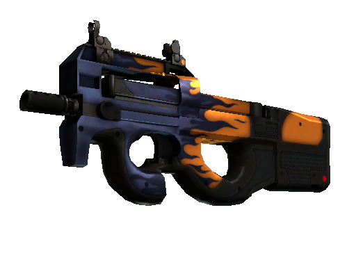 P90 (StatTrak™) | Chopper (Einsatzerprobt)