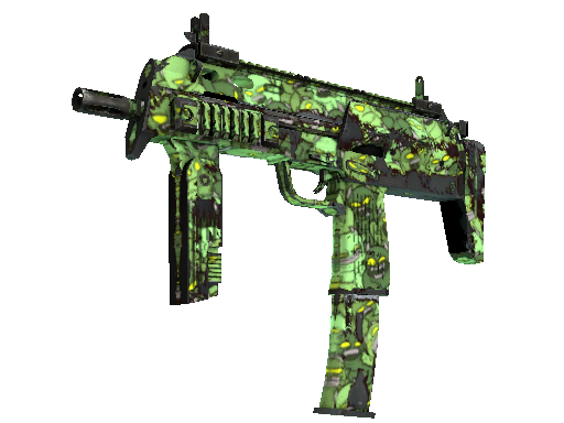 MP7 (StatTrak™) | Impire (Einsatzerprobt)