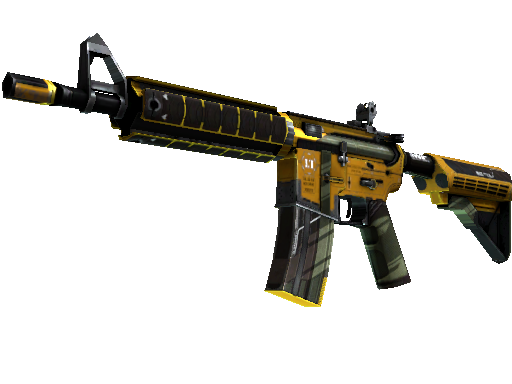 M4A4 | Buzz Kill (Einsatzerprobt)
