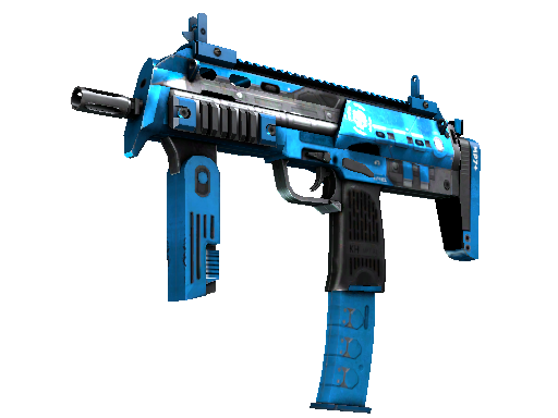 MP7 (StatTrak™) | Cirrus (Einsatzerprobt)