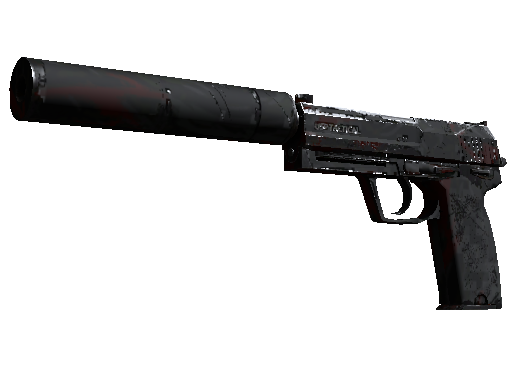 USP-S (StatTrak™) | Blood Tiger (Einsatzerprobt)
