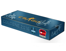 Souvenirpaket: ESL One Cologne 2016 ? Train
