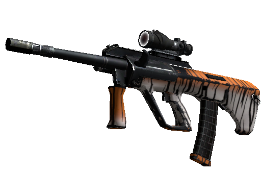AUG (StatTrak™) | Bengal Tiger (Einsatzerprobt)