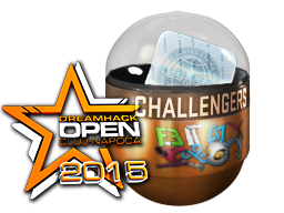 DreamHack Cluj-Napoca 2015 - Herausforderer (Glanz)