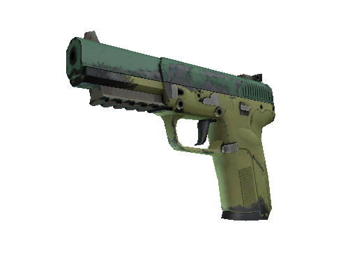 Five-SeveN | Jungle (Einsatzerprobt)