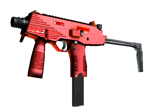 MP9 | Hot Rod (Minimale Gebrauchsspuren)