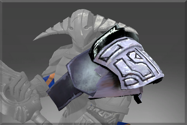 Shoulderguard of the Freelancer