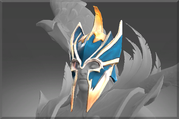 Cloud Forged Great Helm