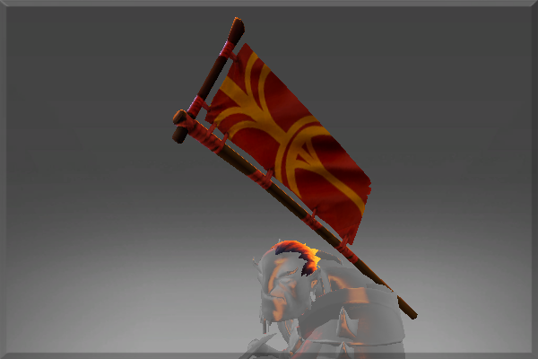 Mentor of the High Plains Ceremonial Banner