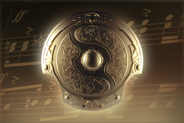 Musikpaket: The International 2015