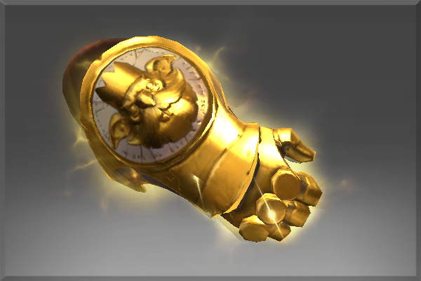 Inscribed Razzil's Midas Knuckles