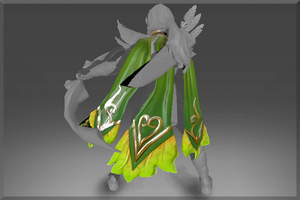 Inscribed Cloak of Tranquility