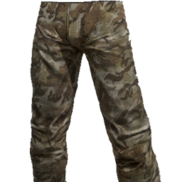 Brown Camo Pants