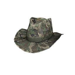 Camo Green Outback Hat