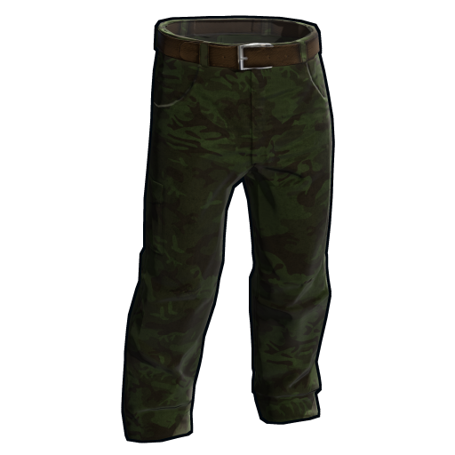 Forest Camo Pants