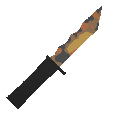 Harvest Military Knife