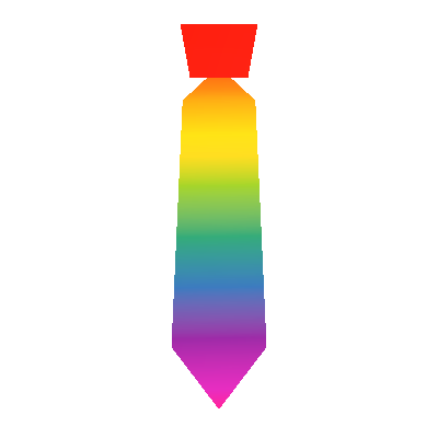 Colorful Tie